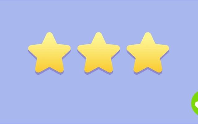 ABCマウスの星の評価