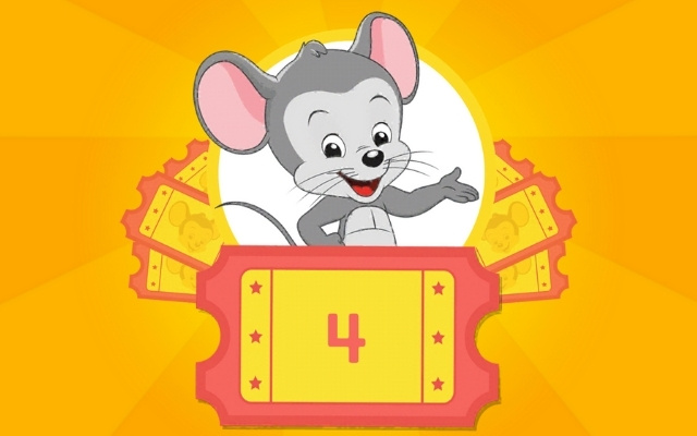 楽天ABCマウスのチケット